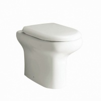 RAK Back To Wall  Pan - With Premium Soft Close Seat
