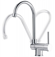 Access Drop Spout Kitchen Tap