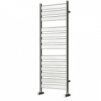 Flat Bar Heated Towel Rail  - 1200 x 400