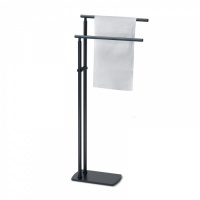 Florida Towel Stand - Black