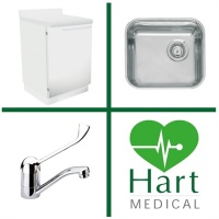Hart Medical Handwash Station - Swivel Spout Tap