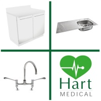 Hart Shavrin Medical Sink Station