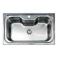 'Jumbo' Ultra High Capacity Medical Sink