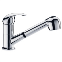HAVANA Lever Kitchen Tap with Pull Out Spray Head