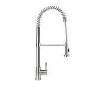 Inox Professional Luxury Stainless Steel Sink Mixer - 2 Function Spray Head