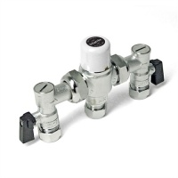 Intatec Failsafe Isolating TMV Mixing Valve - 15mm/22mm