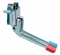 Inta Multi Control 2 Pedal Foot Operated Mixing Valve - Wall Mounted