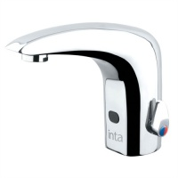 Intatec Minimalist Sensor Tap - Full Temperature Adjustability