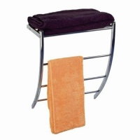 Jive Arc Hotel Towel Shelf