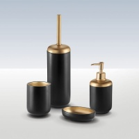 Luxor Freestanding Bathroom Accessory Set