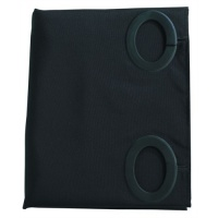 Magic Shower Curtain - Black
