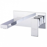Maverick Wall Mounted Basin Mixer