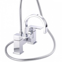 Maverick Deck Bath Shower Mixer