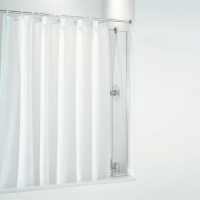 Mini Shower Curtain Screen