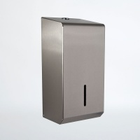 Nymas Stainless Steel Toilet Tissue Dispenser