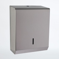 Nymas Stainless Steel Paper Towel Dispenser