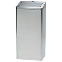 Nofer Secure Push Top Bin