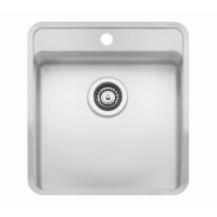 Ohio 50 x 40 Tapwing Sink - White