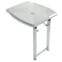 Prestigio Folding Shower Seat - Hospital Standard