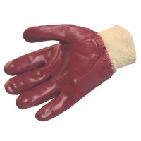 PVC Safety Gloves - Hand & Skin Protection