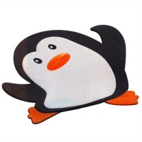 Pingy Mini Bath Mats - Antibacterial Treatment