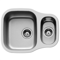 Pyramis Reversible Undermount Kitchen Sink
