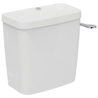 Armitage Shanks Contour 21 Close Coupled Cistern with 4.5Ltr Single Flush Spatula Lever