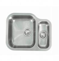 Reginox Contemporary Undermount Kitchen Sink