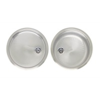 Reginox Twin Bowl Drainer Set