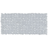 Riverstone Bath Mat - Clear