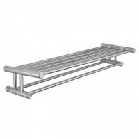 Roma Commercial Towel Rail With Arm