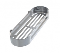Fahrenheit Rectangular Shower Basket