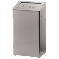Santral Hospital Series 'Anti-Fingerprint' Bin - 18 Litre