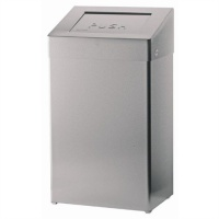 Santral Hospital Series 'Anti-Fingerprint' Bin - 50 Litre