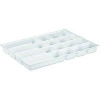 Shallow Dental Drawer Insert - 16 Compartment Tray