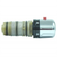 Replacement Thermostatic Shower Cartridge - Universal Fit