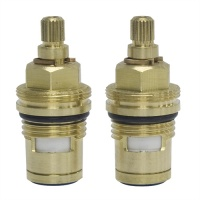 Standard Quarter Turn (1/2'' BSP) Valves For Kitchen and Bathroom Taps
