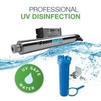 Sterilight Pro Ultra Violet Water Disinfection System - 11 L/Min