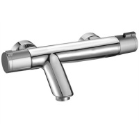 Systema Cool-Touch Thermostatic Bath Mixer Tap