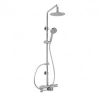 Sagittarius Integrated Thermostatic Bath Filler