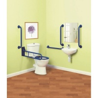 Arley Comfort Doc M  Toilet Pack - Close Coupled Toilet