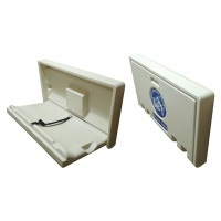 Nofercare Horizontal Wall Mounted Baby Changing Unit