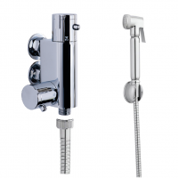 Douche Thermostatic Valve & Kit Set