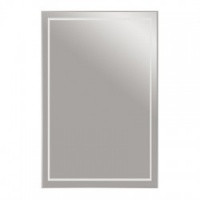 Origins Chamonix Rectangular Bathroom Wall Mirror