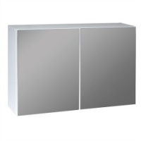 Roma Double Door Bathroom Cabinet