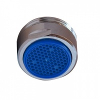 Colourmatch 24mm Tap Spout Aerator - Blue