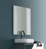 Brightstar LED Mirror
