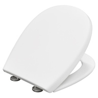 PNC Ultra  Hygiene Toilet Seat - Non Loosening/Top Fix Hinges