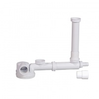 Wirquin Undersink Kit - 1.5 or  2 Bowl Sinks