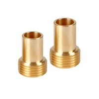 Tap Tail Connectors (Pair) - 1/2'' to 15mm